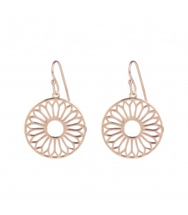 Muru Eternity Hook Earrings