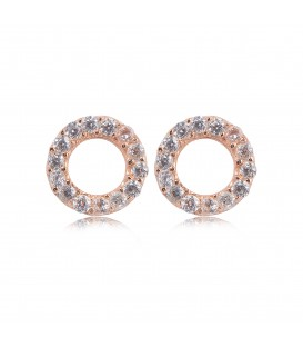 Penny Levi Small Open Studs