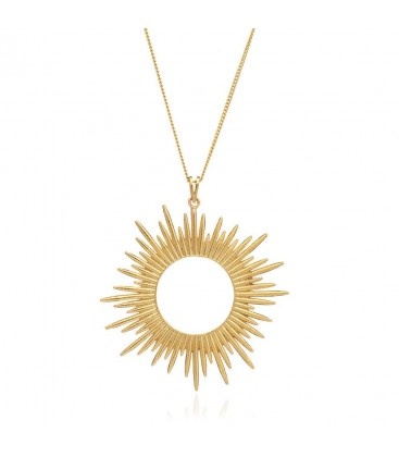 Rachel Jackson Sunrays Necklace