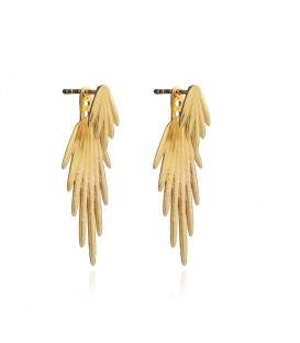 Rachel Jackson Electric Goddess Jacket Earrings