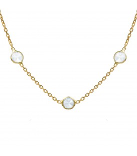 Short Chelsea Necklace Gold