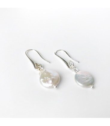 Bcharmd freshwater pearl earrings