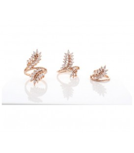 Fern Rings Set