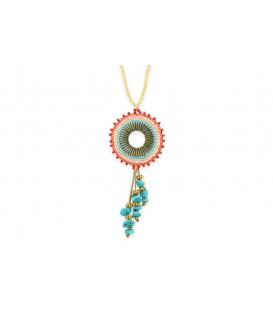 Boho Betty Atropos Beaded Multi Necklace
