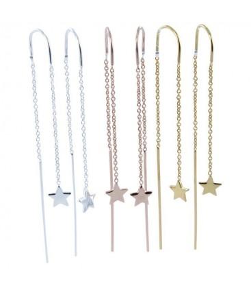 Finest Falling Star Earrings