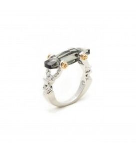 Bill Skinner Manhattan Crystal Ring